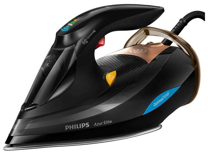 Отзывы Утюг Philips GC5033/80 Azur Elite