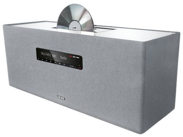 Отзывы Loewe Soundbox Chrome Silver