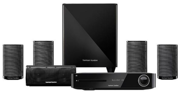 Отзывы Harman/Kardon BDS 680