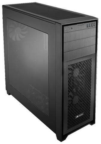 Отзывы Corsair Obsidian 750D Airflow Edition Black