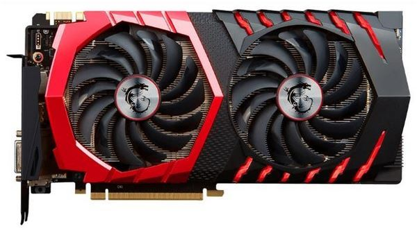 Отзывы MSI GeForce GTX 1070 1531Mhz PCI-E 3.0 8192Mb 8008Mhz 256 bit DVI HDMI HDCP GAMING
