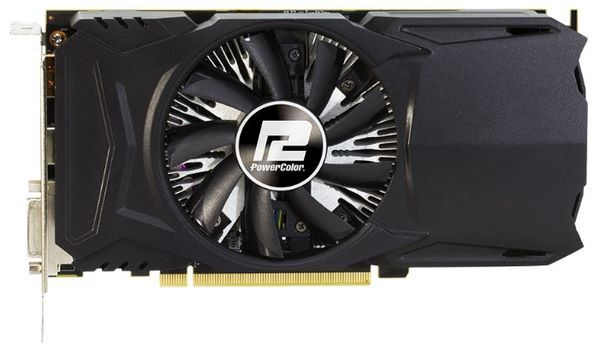 Отзывы PowerColor Radeon RX 550 1190Mhz PCI-E 3.0 2048Mb 7000Mhz 256 bit DVI HDMI HDCP Red Dragon