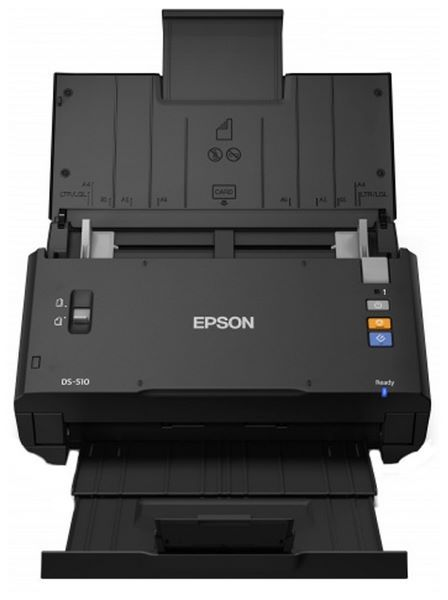 Отзывы Epson WorkForce DS-510