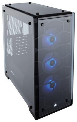 Отзывы Corsair Crystal Series 570X RGB Black