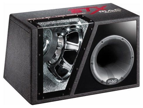 Отзывы Mac Audio STX 112 BP