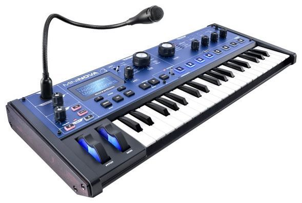Отзывы Novation MiniNova