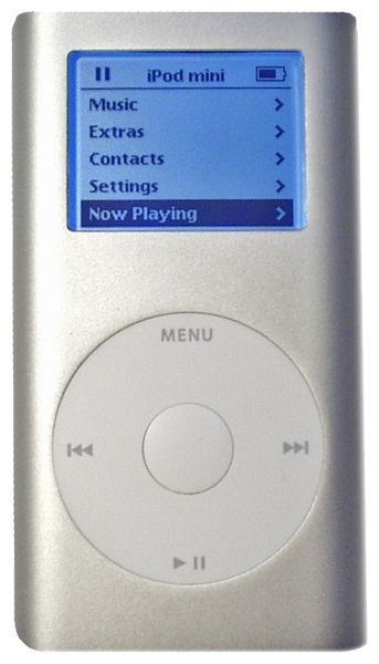 Отзывы Apple iPod mini 1 4Gb
