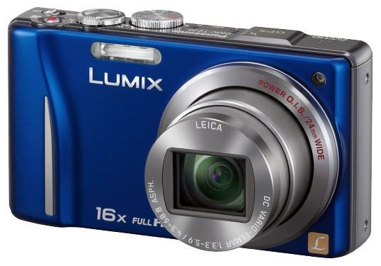 Отзывы Panasonic Lumix DMC-TZ20