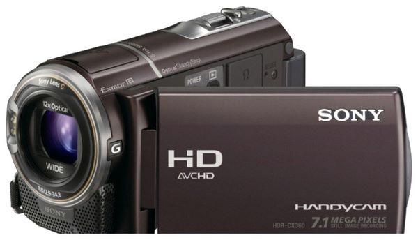 Sony hdr-cx360e инструкция по эксплуатации онлайн [1/145].