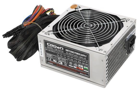 Отзывы CROWN CM-PS700 700W