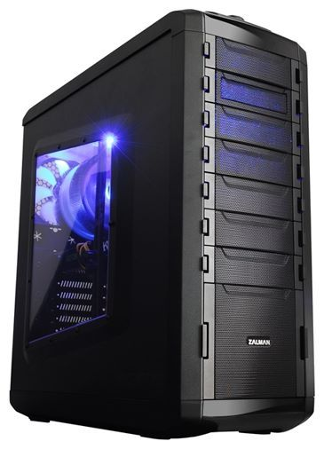 Отзывы Zalman MS800 Plus Black