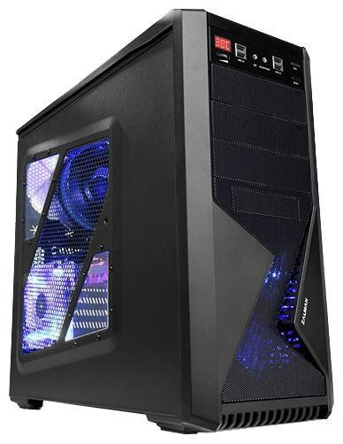Отзывы Zalman Z9 Plus Black