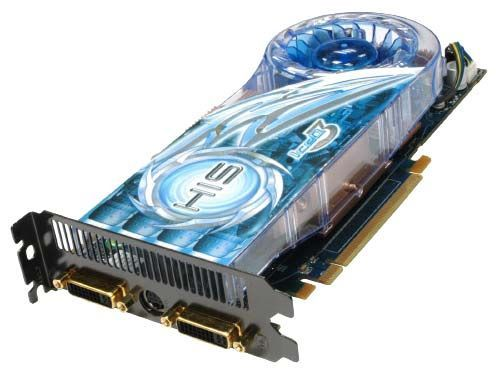 His radeon hd 3870 512mb pci-e