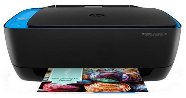 Отзывы HP DeskJet Ink Advantage Ultra 4729