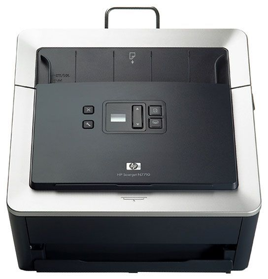 Отзывы HP ScanJet N7710