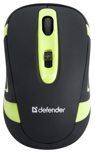 Отзывы Defender Magnifico MM-505 Nano Black-Green USB