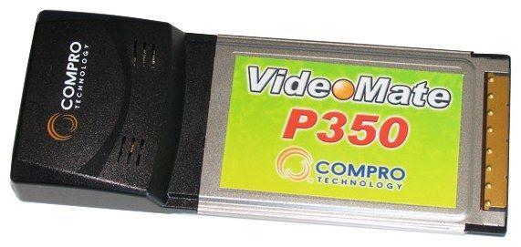 Compro VideoMate P350