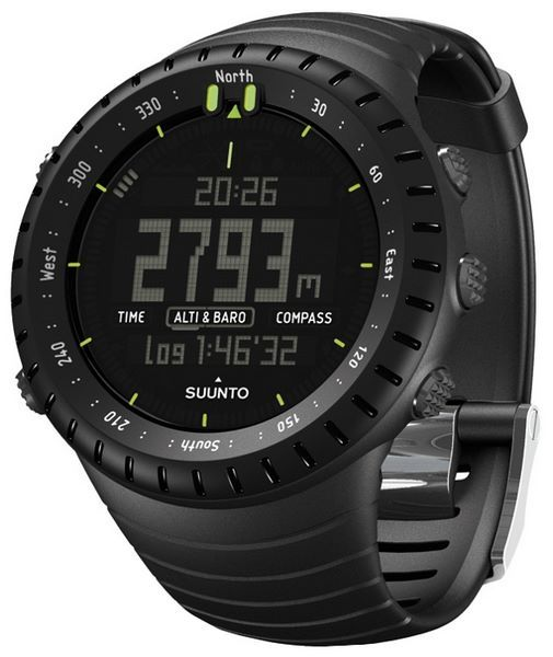 Отзывы Suunto Core All-Black