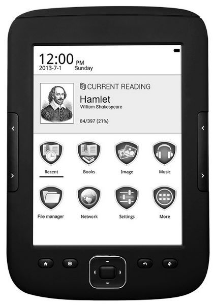 Отзывы Prestigio MultiReader 5664