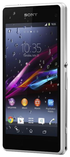 Отзывы Sony Xperia Z1 Compact