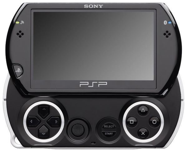 Отзывы Sony PlayStation Portable go