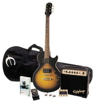 Отзывы Epiphone Special II Electric Player Pack