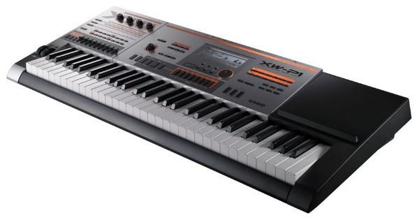 Отзывы Casio XW-P1