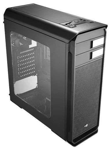 Отзывы AeroCool Aero-500 Window+CR Black Edition 600W