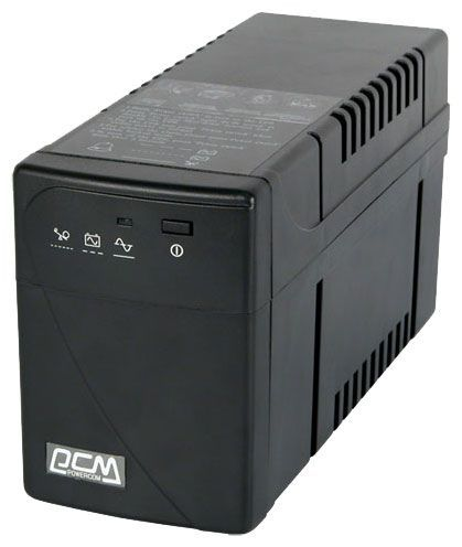 Отзывы Powercom Black Knight Pro BNT-600AP
