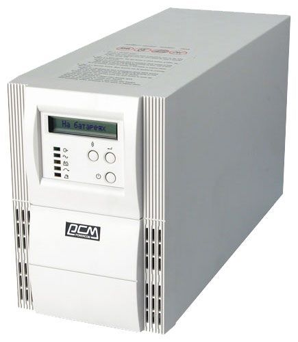 Отзывы Powercom Vanguard VGD-1500