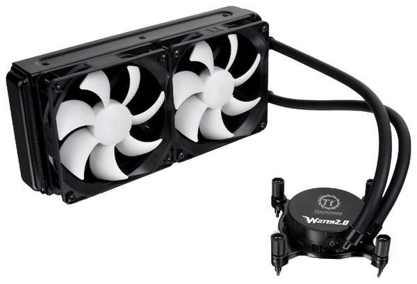 Отзывы Thermaltake Water 2.0 Extreme (CLW0217)