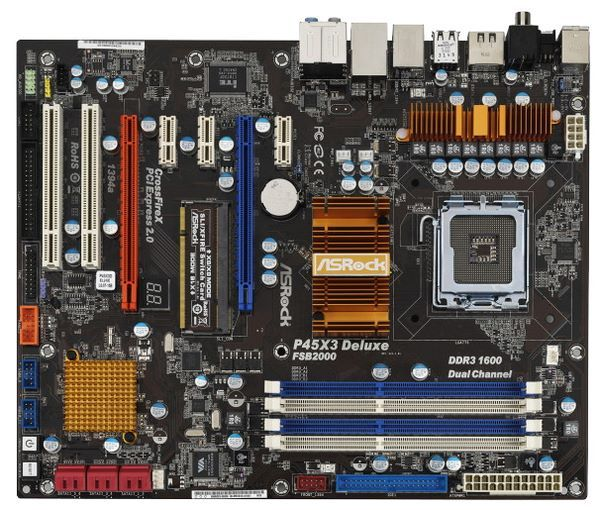 Asrock P43DE3 SATA2 AHCI Driver Download (2019)