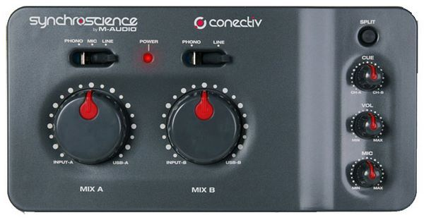 M-AUDIO SYNCHROSCIENCE CONECTIV DRIVERS FOR WINDOWS 8