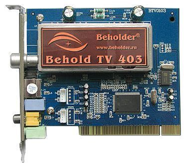 DOWNLOAD DRIVERS: BEHOLD TV T85