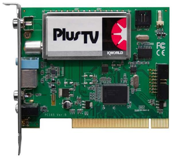 DRIVERS KWORLD PCI TV TUNER CARD