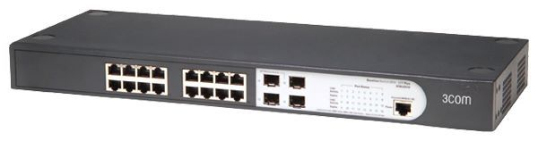 Отзывы 3COM Baseline Switch 2916-SFP Plus