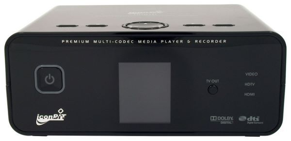iconBIT HD400L Media Player 64 Bit
